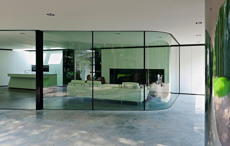 Villa veth 123dv modern villas - Trap binnen villa ...
