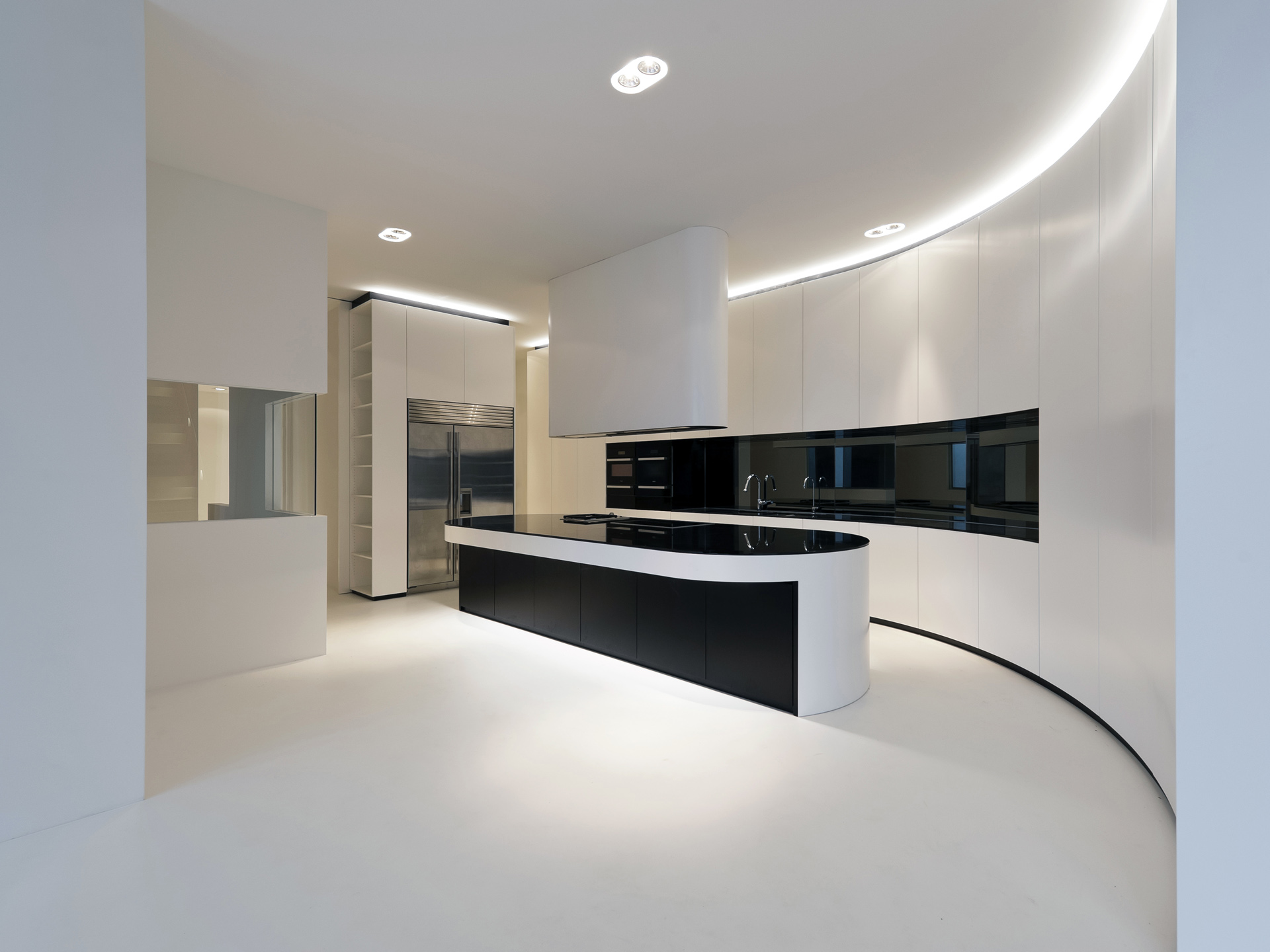 kitchen is also designed by 123DV