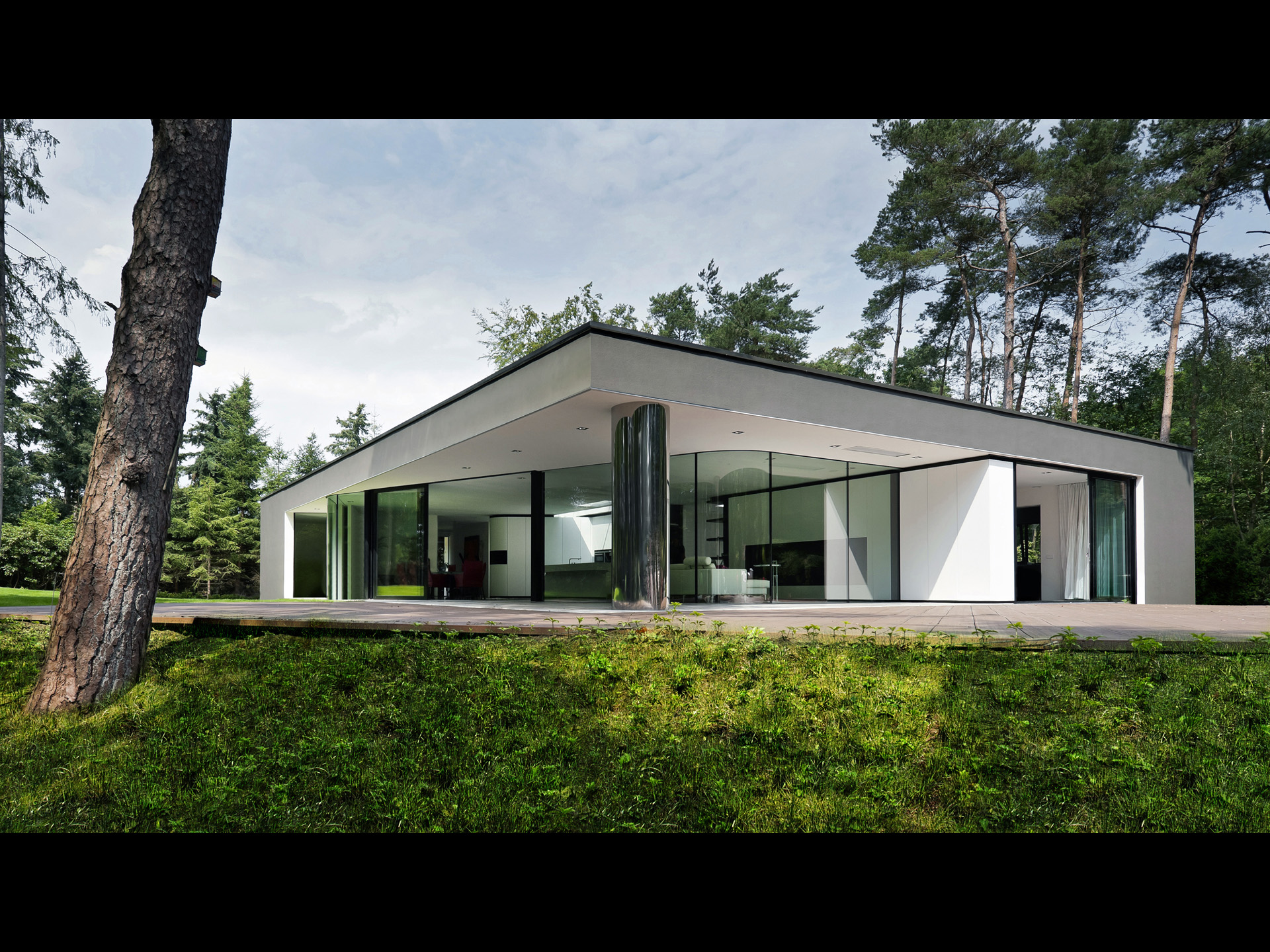 Villa Veth - modern bungalow connected to the outdoors