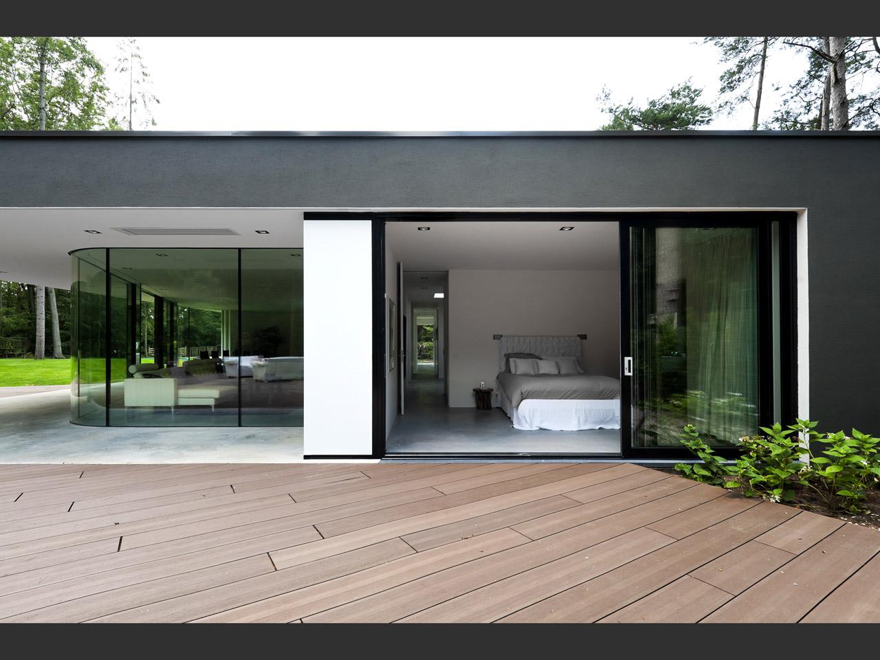 123dv villa veth minimal exposition for Home designs newfoundland