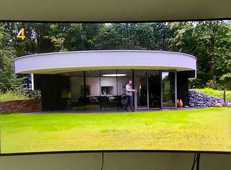 360 villa in televisie woonmagazine 123dv moderne villa 39 s for Woonmagazines nederland